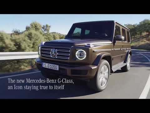 News Scoop World premiere in Detroit Mercedes-Benz G-Class