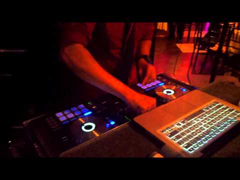 JIM MARC CLUBS ELECTRO MUSIC AT OLIVIAS RESTAURANT..