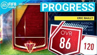 3 TEAM HEROES CLAIMED! FIFA MOBILE 19 SEASON 3 TEAM OVR & EVENT PROGRESS