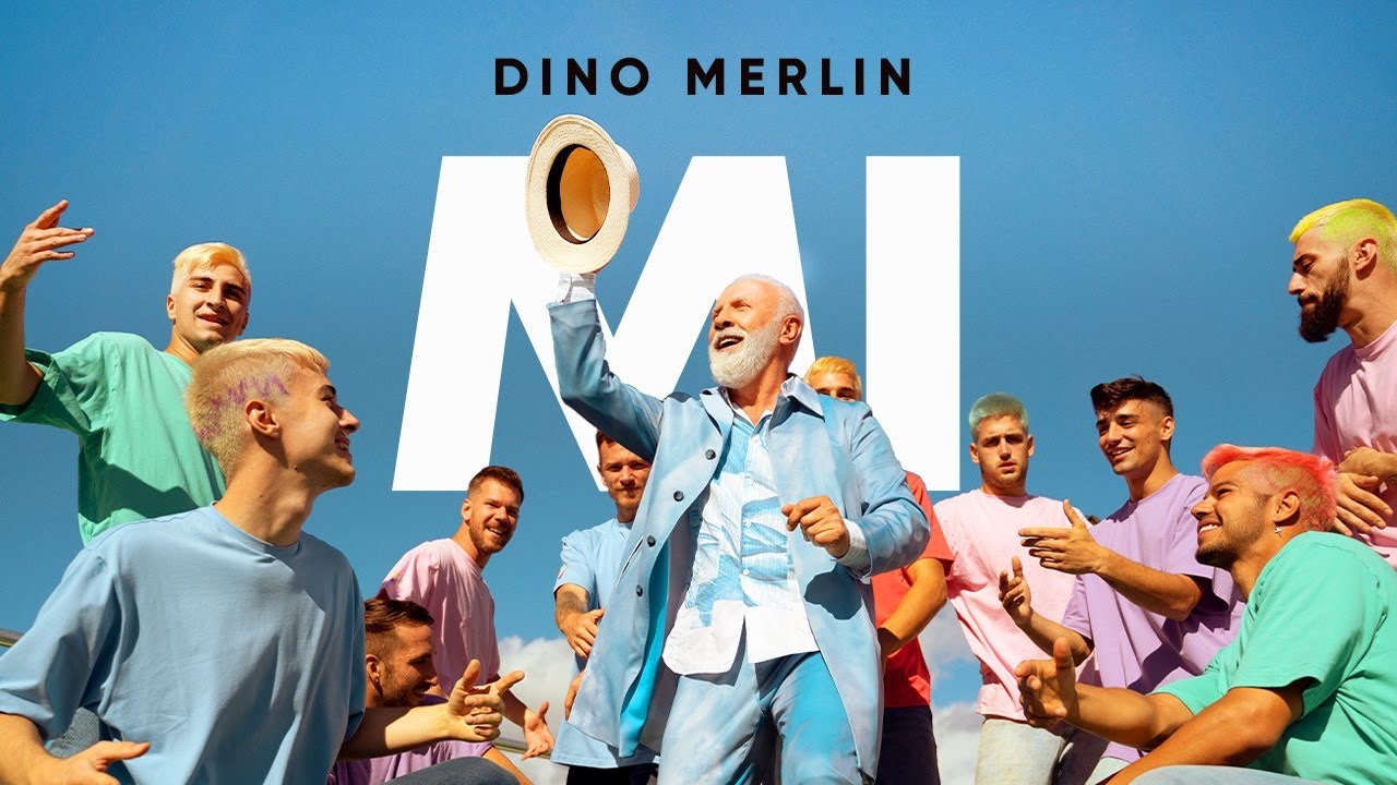 Download Dino Merlin - Mi (Official Video)