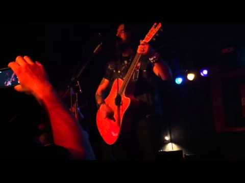 Acoustic cover of Black Sabbath's Dying Young by Robb Flynn