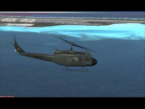 fsx Diego Garcia British Indian Ocean Terriority FJDG