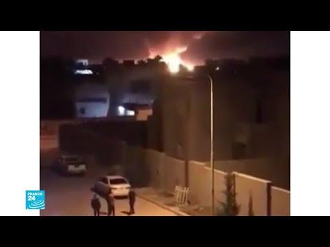 ليبيا: مقتل عمال أجانب بينهم عرب في قصف مصنع جنوب طرابلس  - نشر قبل 3 ساعة
