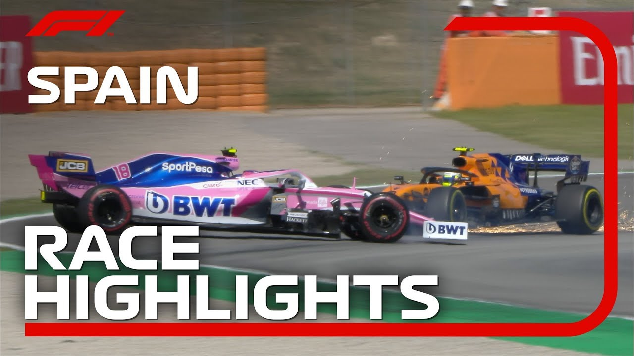 2019 Spanish Grand Prix: Race Highlights
