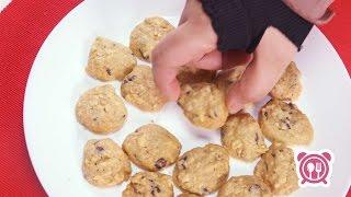 Resepi Biskut Coklat Chip Kacang