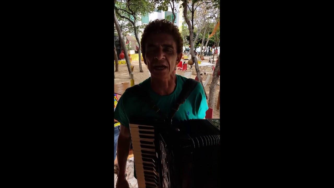 Wilson Boré Manda Recado para Chico Cabeludo Sanfoneiro