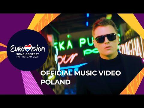 RAFA? - The Ride - Poland ?? - Official Music Video - Eurovision 2021