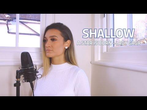 Shallow - A Star Is Born - Lady Gaga - Georgia Box Cover