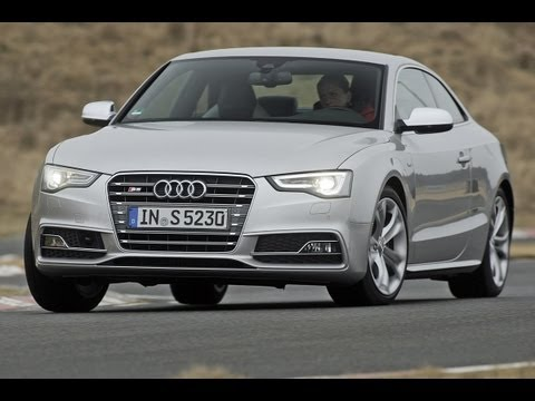 Audi A5/S5 Facelift - Schönheits-Kur für den Ingolstädter