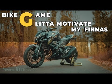 Bike game glitta motivate my finnas   Custom Kawasaki Z800    Evo Arts   Team Evolution