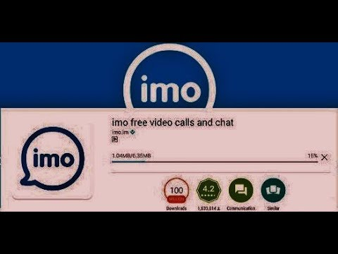 How to delete your IMO account and create a new IMO account