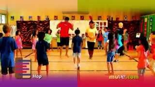 School Dance For Kids - Easy Dance-along Exercise Activities For Kids