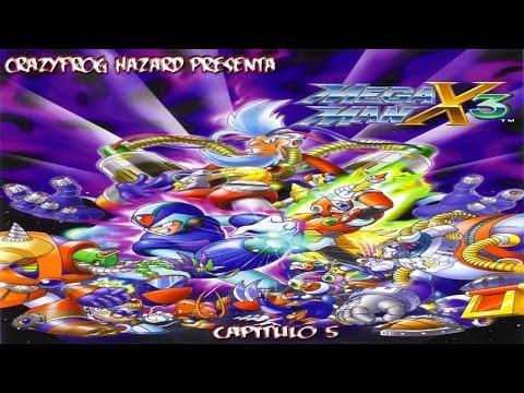 Megaman X3 | Let's play | Cap. 5: Bit, Byte y Vile, el último encuentro