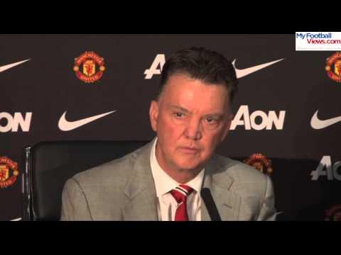 Louis Van Gaal says Man Utd job is a difficult challenge