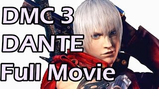 Devil May Cry 3 | All Cutscenes & Full Movie DANTE | 1440p 60Fps | HD COLLECTION 2005