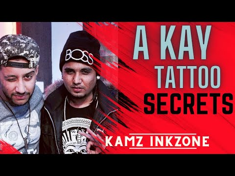 A- Kay (Official video ) I M INKED Kamz Inkzone   Tattoo 2016 |