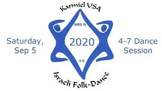 Karmiel USA 2020 Saturday Dance Session