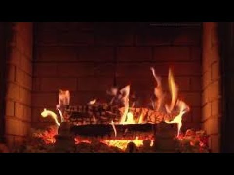 🎄The Best Instrumental Christmas Music & Crackling Fire Sounds 24/7🔥 Relaxing Fireplace 🔥
