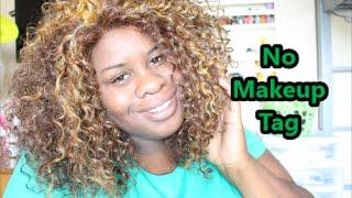No Makeup TAG Thumbnail