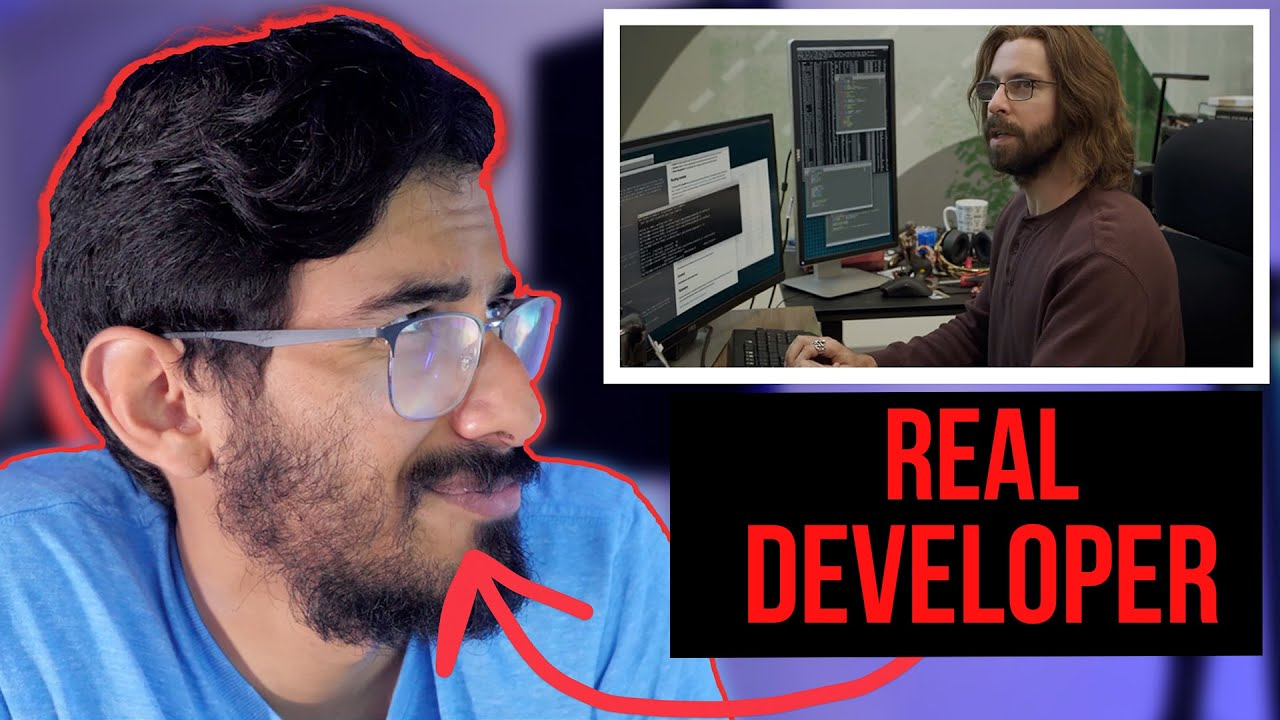 Real Developer Reacts to Gilfoyle Debugging Code in Silicon Valley