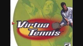 Virtua Tennis - OST Athlete selection
