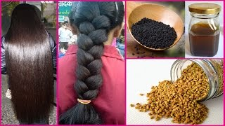 Grow Long Hair 100%Natural Hair Loss Treatment,Cure Baldness|Get Thick,Long & Strong hair in 2 Weeks