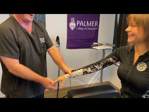 Jacksonville Florida Lady Came To Houston Chiropractor Dr Johnson To Get Full Body Adjustment