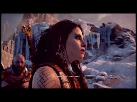 God Of War - Final Boss & Ending + Secret Scene