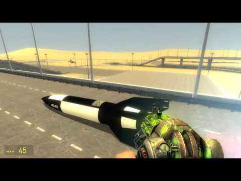 Bombs away! (Gmod sandbox)