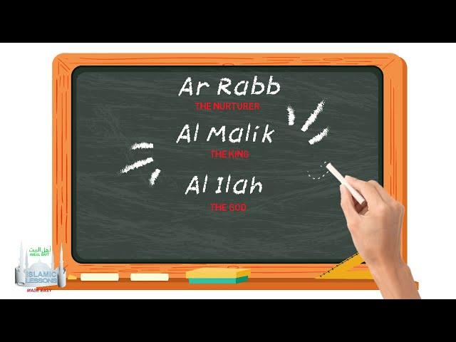 Tafsir Made Easy - SURAT AN NAAS