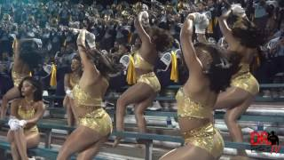 "Southern University Marching Band & Dancing Dolls ""Controlla"" By DRAKE (2016)"