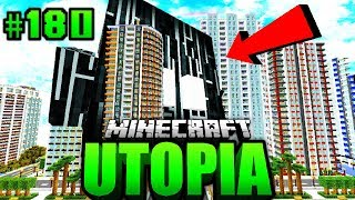 BL... BLO... BLOCKYZILLA?! - Minecraft Utopia #180 [Deutsch/HD]
