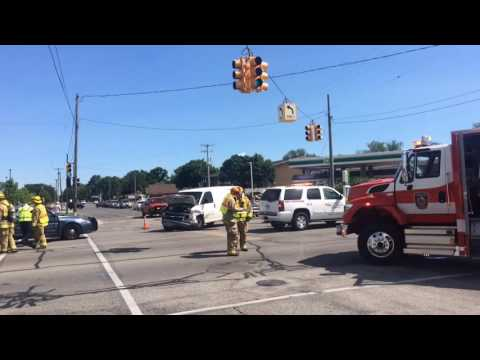 Saginaw Township car accident on June 22, 2016