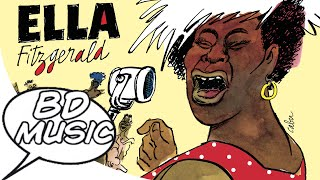 BD Music  & Cabu Present Ella Fitzgerald (Lullaby Of Birdland, That Old Black Magic & more songs)