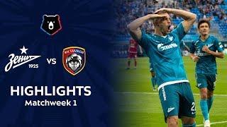 Highlights Zenit vs FC Tambov (2-1)