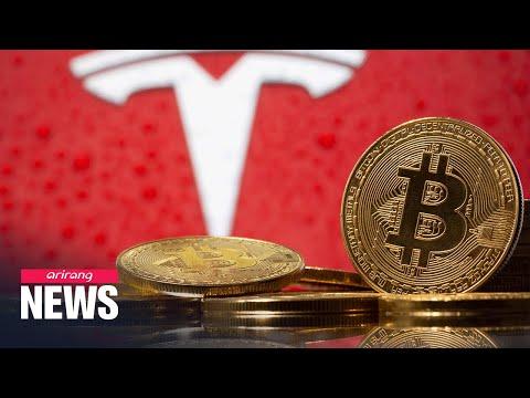 Bitcoin plummets after Elon Musk says Tesla will halt accepting it as payment