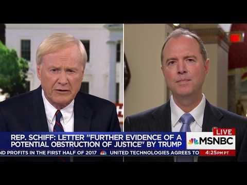 Rep. Schiff Discusses Financial Aspect to Russia Investigation on MSNBC Hardball
