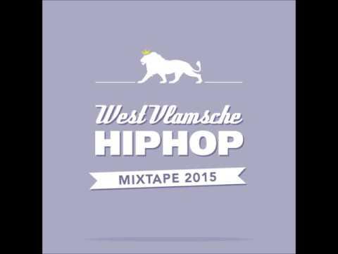 Westvlamsche Hiphop 2015 mixtape