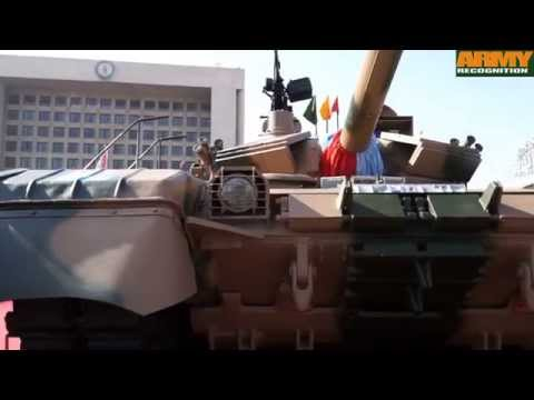 Al Khalid main battle tank HIT Heavy Industries Taxila Pakistan Pakistani army IDEAS 2014 defense ex