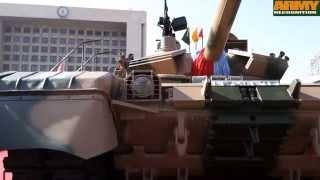 Al Khalid Main Battle Tank HIT Heavy Industries Taxila Pakistan Pakistani Army IDEAS 2014 Defense Ex