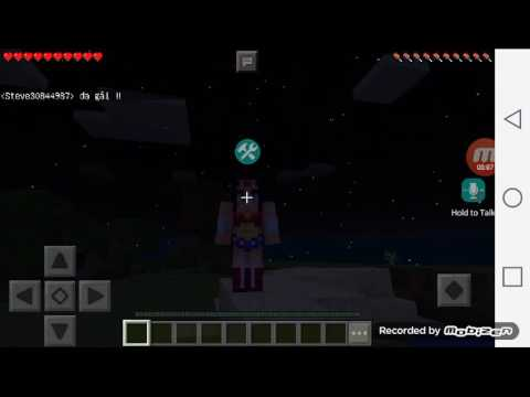 Minecraft video playing with fiend