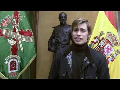 Saludo de Carlos Baute a la Guardia Civil