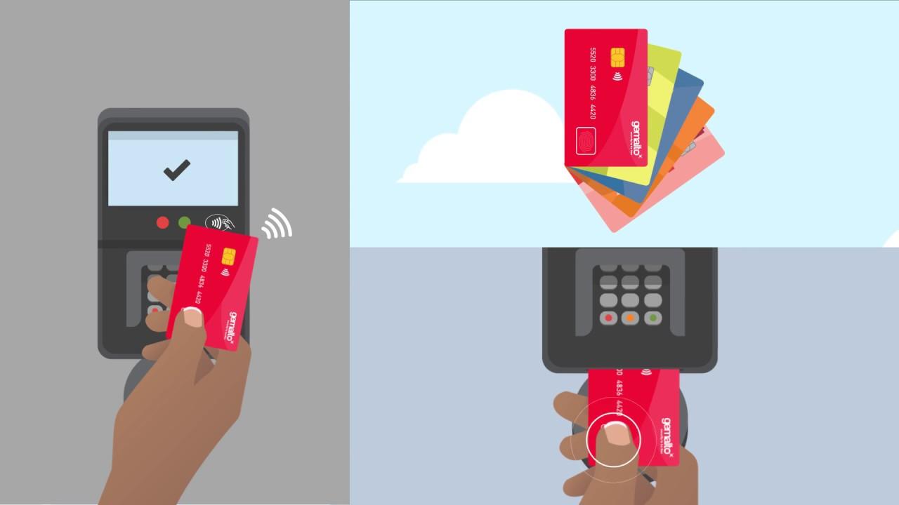 Biometric EMV card with fingerprint authentication | Gemalto