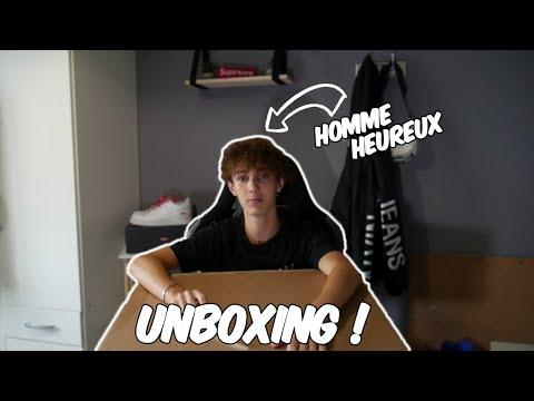 Unboxing de mes