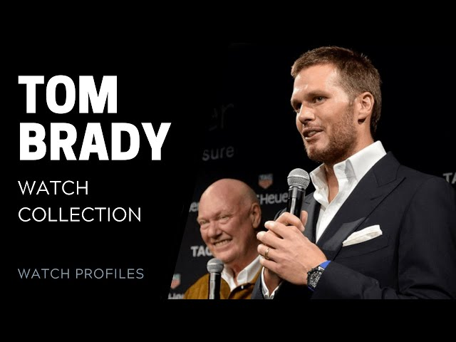 Tom Brady's Watch Collection | SwissWatchExpo [Watch Collection]