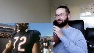 "Rugby Player Reacts to WILLIAM PERRY ""The Fridge"" NFL Career Highlights"
