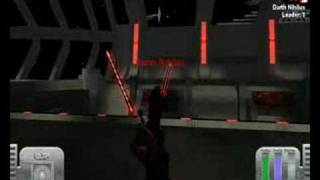 Open Jedi project:Exar Kun video