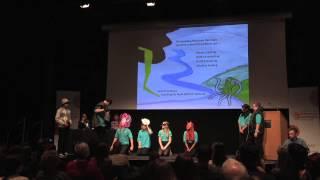 Julia Donaldson, Waterstones Children's Laureate 2011-2013, closing speech