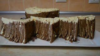 Такого вы ещё не пробовали Печеночный торт МОДЕРН понравится ВСЕМ