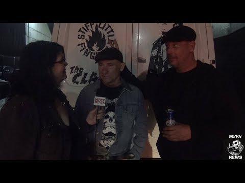 ABRASIVE WHEELS - Interview & Live Footage - (1/2) - MPRV News
